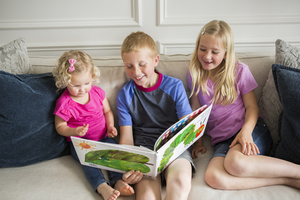 share books each week with our book recommendations for kids